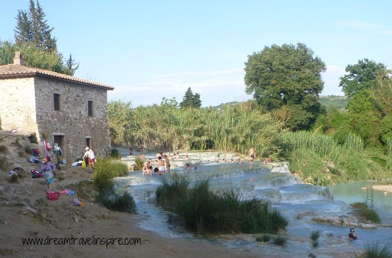 Terme Di Saturnia, Tuscany, Italy - The Wiringi's Family Travel Blog