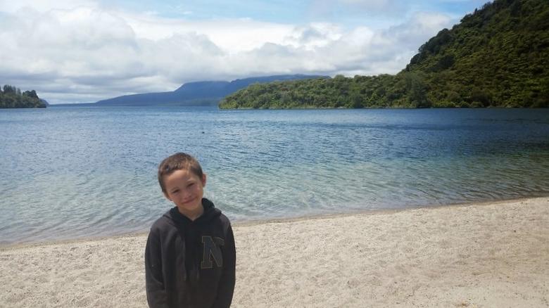 The Landing, Lake Tarawera, Rotorua, New Zealand - The WIringi's Family Travel Blog