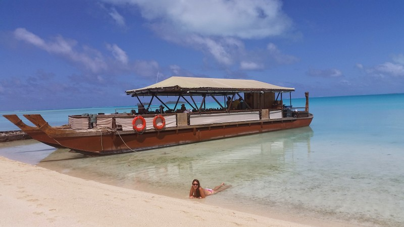 The Vaka Cruise, Aitutaki, Cook Islands - The Wiringi's Family Travel Blog