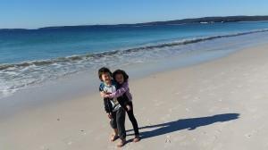 Hyams Beach, Jervis Bay, NSW - The Wiringi's Family Travel Blog
