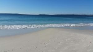 The World's Whitest Sand, Hyams Beach, NSW, Australia - The Wiringi's Family Travel Blog