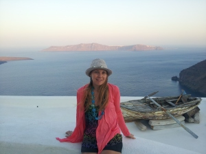Fira to Oia, Santorini, Greece - The Wiringi's Family Travel Blog